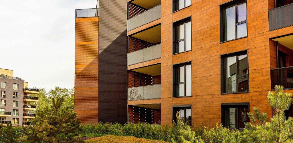 Fassaden-Referenzobjekt